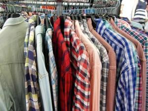 Hemdenbügler für Hemden und Hosen