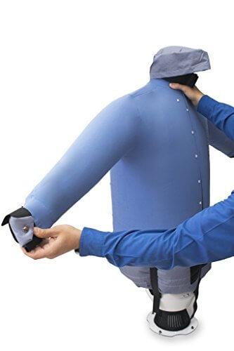 Hemdenbügler Bügelpuppe für Hemd Übersicht 2