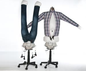 Tubie Hemden und Hosen Bügelpuppe