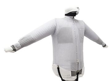 Bügelpuppe Hemden und Hosen mit Drehstandfuss Bügelrevolution.de